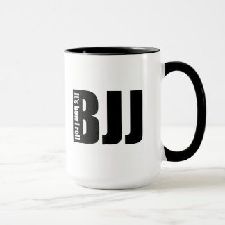 BJJ - It's how I roll, Mug