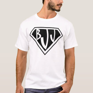 BJJ Logo- Brazilian Jiu Jitsu T-shirt