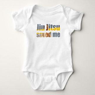 BJJ Saved Me Baby Bodysuit