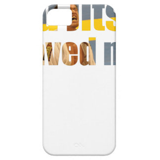 BJJ Saved Me Barely There iPhone 5 Case