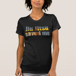 BJJ Saved Me T-Shirt