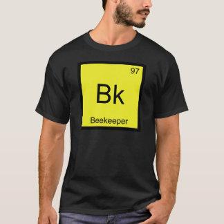 Bk - Beekeeper Chemistry Element Symbol Bee Tee