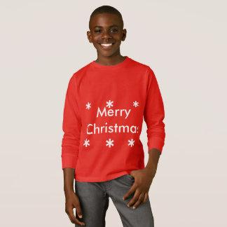 Bk Christmas T shirt