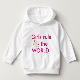 BK Girls Rule Hoodie