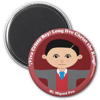 Bl. Miguel Pro Magnet