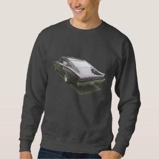 Black 1967 Dodge Charger Sweatshirt
