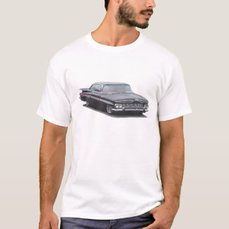 Black '59 Chevy Impala T-Shirt