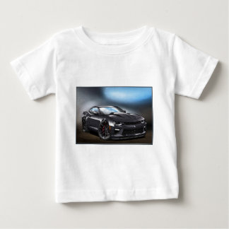 Black_6th_Gen Baby T-Shirt