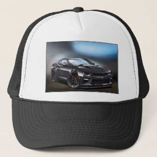 Black_6th_Gen Trucker Hat