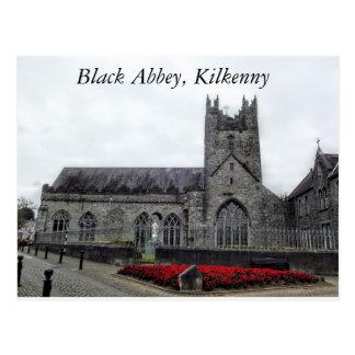 Black Abbey, Kilkenny Postcard