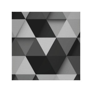 Black Abstract Wall Decor