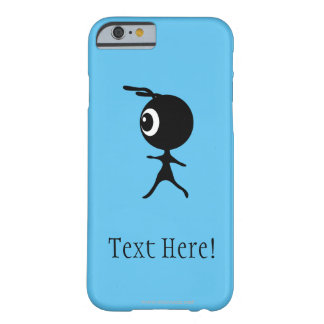 Black Alien Barely There iPhone 6 Case