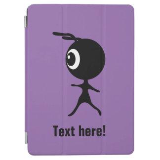 Black Alien iPad Air Cover