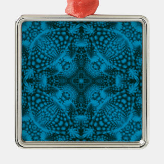Black And Blue Colorful  Vintage Ornaments