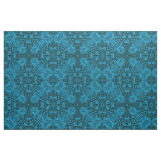 Black And Blue Fabric