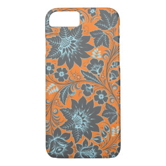 Black and Blue Hohloma iPhone 7 Case