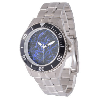 Black and Blue Marble, Watch