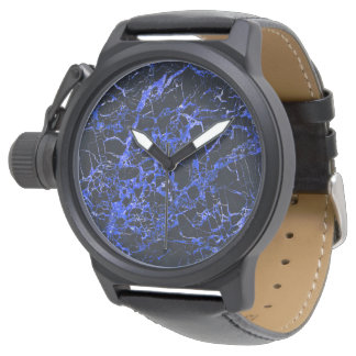 Black and Blue Marble, Wristwatches