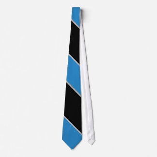 Black and Blue Striped III Ties