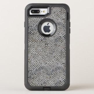 Black and Brown Snake Skin Pattern OtterBox Defender iPhone 8 Plus/7 Plus Case