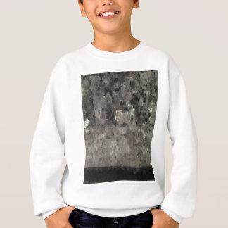 Black And Gray Marble Sweatshirt