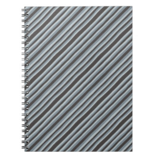 Black and Gray Notebooks