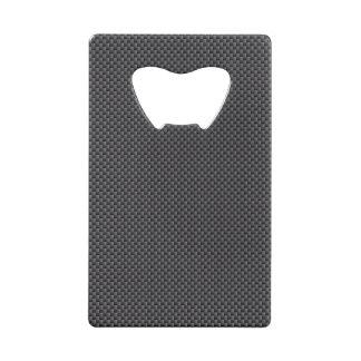 Black and Grey Carbon Fiber Polymer