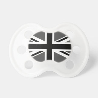 Black and Grey Union Jack Dummy