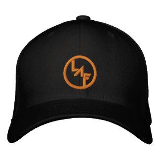 Black and Orange LAF Hat Embroidered Hats