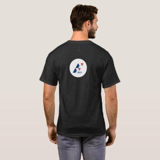 Black and Orange tee-shirt T-Shirt