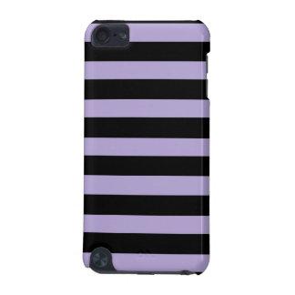 Black and Purple ipod case