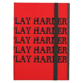 black and red laminate cover ipad case