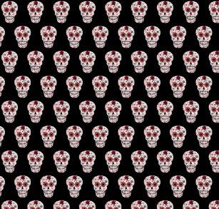 4c019b5aef691 Women's Sugar Skull Leggings & Tights | Zazzle AU