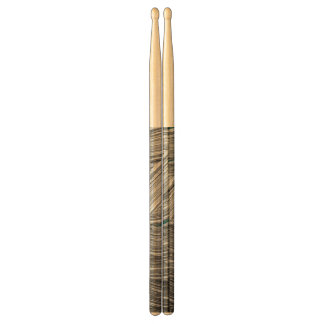 Black and Turqoise Drumsticks