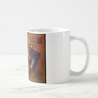 Black and Violet, Kandinsky Coffee Mug