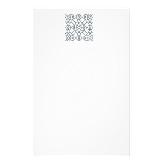Black and White Accessories Custom Stationery