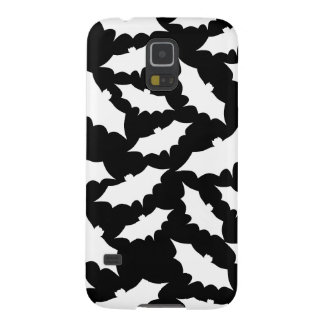 Black and White Bat Pattern. Galaxy S5 Case