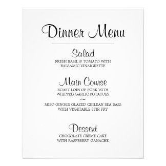 Black and White Chalkboard Damask Pattern 11.5 Cm X 14 Cm Flyer