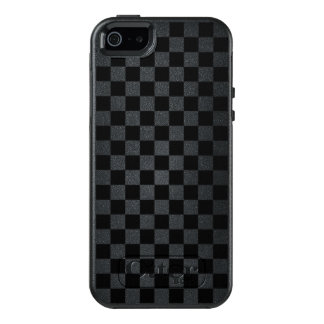 Black and White Checkerboard OtterBox iPhone 5/5s/SE Case