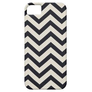 Black and white chevron Print. iPhone 5 Cover