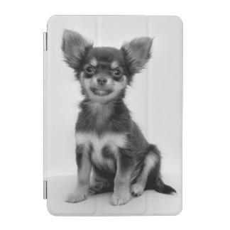 Black and White Chihuahua Puppy Photo iPad Mini Cover