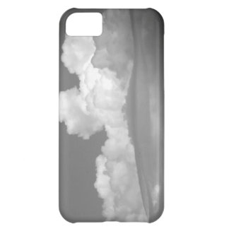 Black And White Cloud 1 Case For iPhone 5C