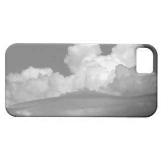 Black And White Cloud 1 iPhone 5 Cover