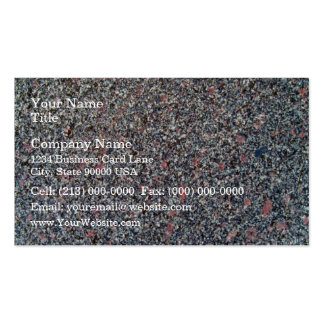 Black and White colored marble surface texture Pack Of Standard Business Cards