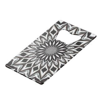 Black And White Decorative Mandala