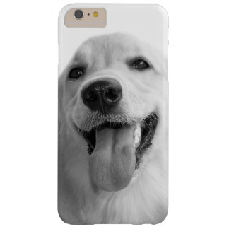Black and white dog pet animal photo barely there iPhone 6 plus case
