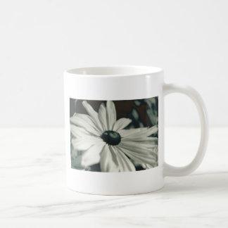 Black and White - Eyed Susan Coffee Mug