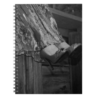 Black and White Fashion Note Book