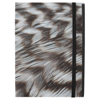 """Black and White Feathers in Detail iPad Pro 12.9"""" Case"""