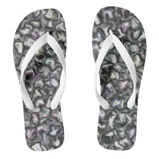 Black and White Flip Flop